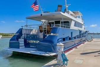 Pathway 4 Pathway 1987 BROWARD  Motor Yacht Yacht MLS #270535 4