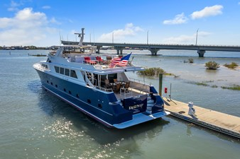 Pathway 3 Pathway 1987 BROWARD  Motor Yacht Yacht MLS #270535 3