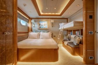 VIBRANCE 17 Port Guest Stateroom Forward With Pullman
