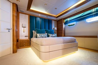 VIBRANCE 21 Queen Guest Stateroom