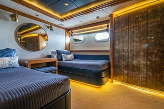 VIBRANCE 22 Twin Guest Stateroom