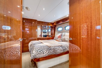 Entrance to Midship Master Stateroom
