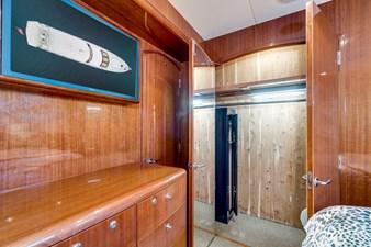 Cedar Lined Master Closet
