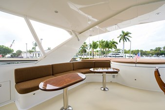 Flybridge / Seating