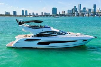 Sunseeker 68 Sport Yacht 1