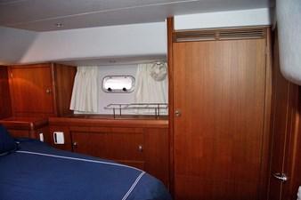 WILLOW 9 Aft Cabin Hanging Locker
