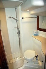Aft Cabin En-suite Head and Shower