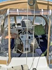 WILLOW 31 Cockpit Enclosure