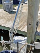 Outboard Crane