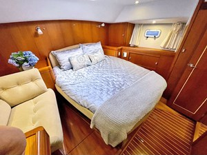 WILLOW 22 Owner's Cabin Aft
