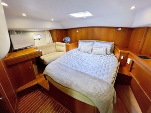 WILLOW 21 Owner's Cabin Aft