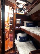 Port Fwd. Stateroom, Looking Aft