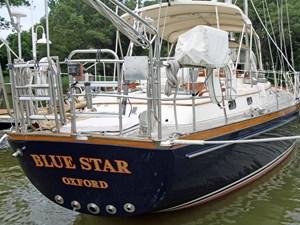 BLUE STAR 17 Transom