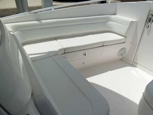 Portside Bow Seating