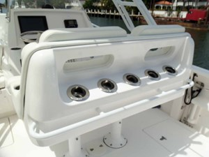 Aft of Helm Seat