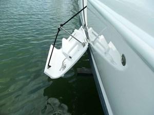 Starboard Side Hull Door