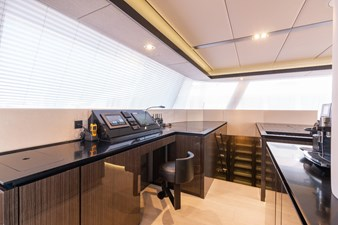 OCEAN VIBES 6 Navigation Station - Main Deck