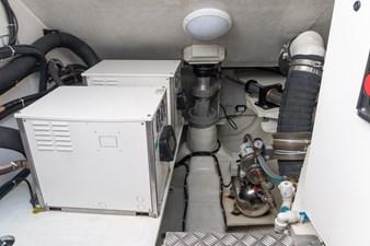 OCEAN VIBES 41 Engine Room