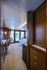 Owner's Suite Entrance