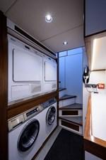 Crew Laundry Area