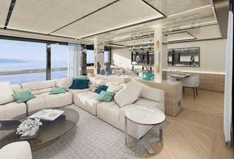 ARCADIA A115 14 Arcadia_A115_06_ 34.99m_115ft_2022_Main_deck_salon_dining