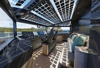 ARCADIA A115 29 Arcadia_A115_06_ 34.99m_115ft_2022_Wheelhouse_view
