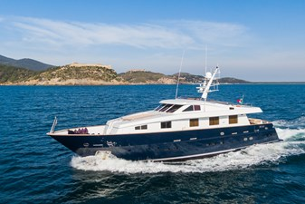 TEX 6 TEX 2002 ROSSI NAVI  Motor Yacht Yacht MLS #270643 6
