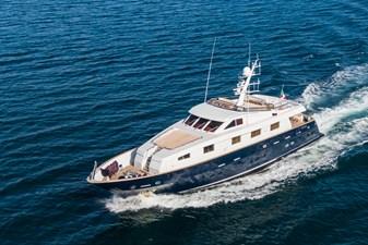 TEX 2 TEX 2002 ROSSI NAVI  Motor Yacht Yacht MLS #270643 2