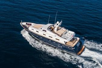 TEX 4 TEX 2002 ROSSI NAVI  Motor Yacht Yacht MLS #270643 4