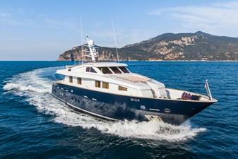 TEX 5 TEX 2002 ROSSI NAVI  Motor Yacht Yacht MLS #270643 5