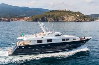 TEX 1 TEX 2002 ROSSI NAVI  Motor Yacht Yacht MLS #270643 1
