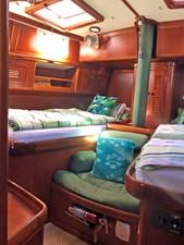 L'EQUIPE 6 Owner's Aft Cabin