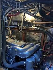 L'EQUIPE 23 Yanmar Engine