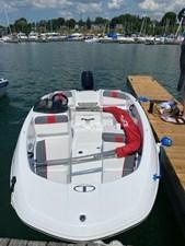 Tahoe 16 1 In water