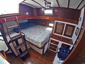 NARWHAL 6 Aft Double Berth