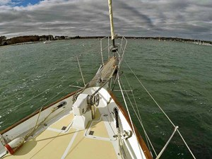 NARWHAL 13 Bowsprit
