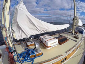 NARWHAL 15 Foresail Boom