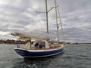NARWHAL 25 Starboard Quarter
