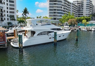 VIP ONLY 1 VIP ONLY 2005 MARQUIS  Motor Yacht Yacht MLS #270667 1