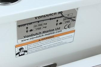 VanDutch55_2015_White Shark_Authenticity Certificate