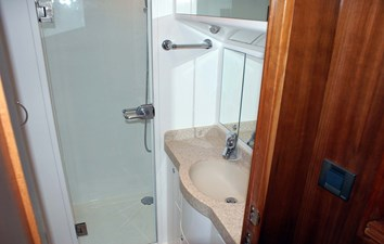Owner's Aft Head with Shower