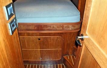 Fwd. Cabin Storage