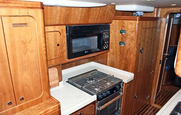 Galley Stove and Oven