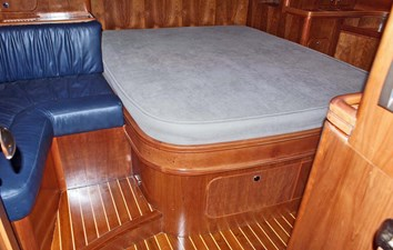 Owner's Cabin, Looking Aft