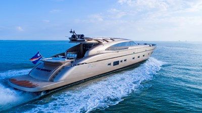 FIVE WAVES 1 FIVE WAVES 2010 AB YACHTS  Motor Yacht Yacht MLS #270697 1