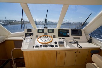 Cash Flow 43 Enclosed Flybridge