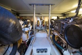 Cash Flow 62 Engine Room