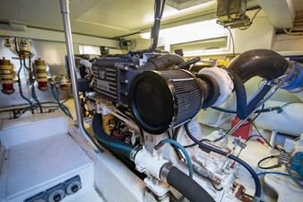 Cash Flow 63 Engine Room