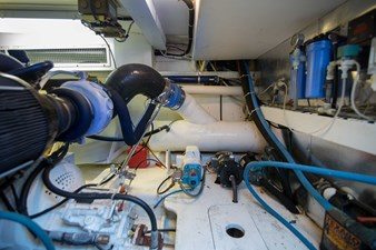 Cash Flow 64 Engine Room