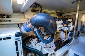 Cash Flow 65 Engine Room